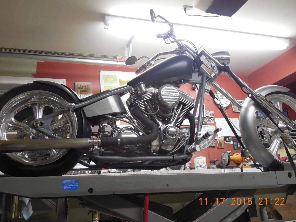 2015 Custom Built Chopper motorcycle