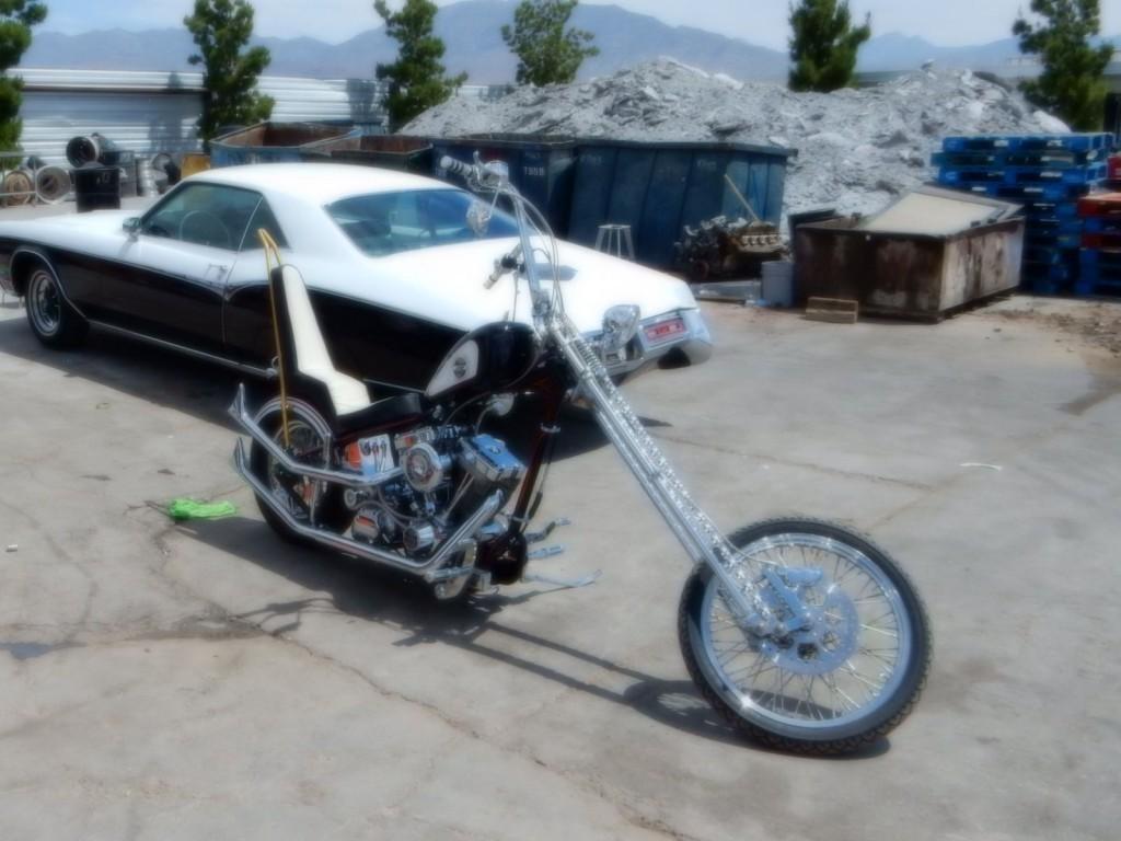 2015 Custom Built Motorcycle Chopper