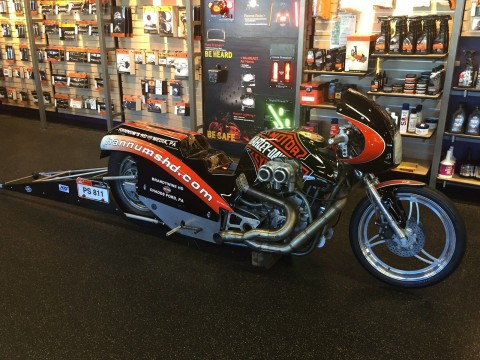 2015 Harley Davidson PRO Stock S&S Custom Motorcycle RACE BIKE for sale