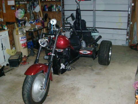 2015 VW Trike MOTORCYCLE for sale