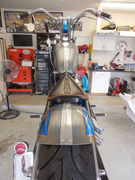 2008 Custom Built Motorcycle by Pooles Pro Built in Brea for sale