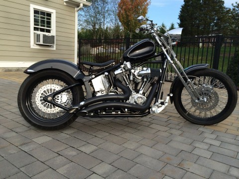 2011 Springers Custom Cycles: chopper/bobber for sale