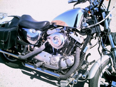 1983 Custom Harley Davidson ironhead for sale