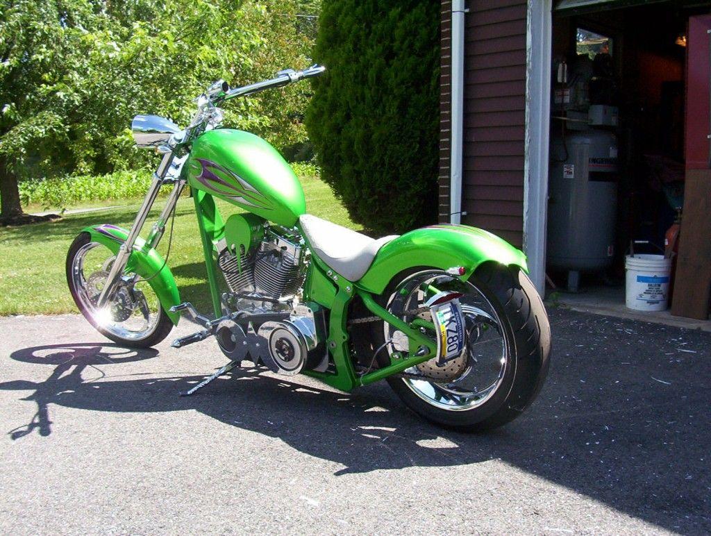 2005 Custom Built Chopper