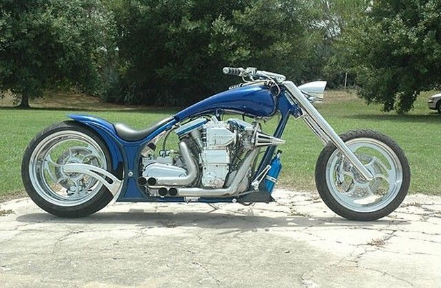 2005 Custom Built Motorcycles The Jet Bike Corrupted Concepts