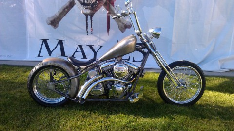 2006 Custom Built West Coast Choppers for sale