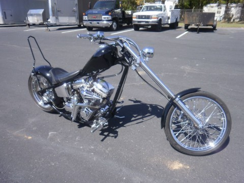 2006 Santa Fe Custom Built Chopper for sale