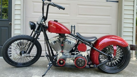 2014 Custom Bobber/pro Street 300 for sale