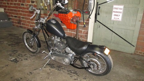 Frisco Style Custom Built 2013 Chopper for sale