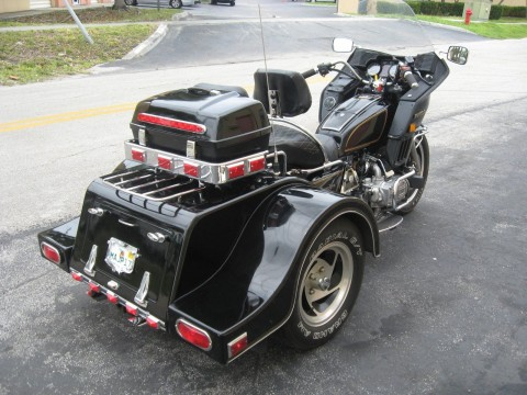 1982 Classic Honda Gold Wing Trike for sale