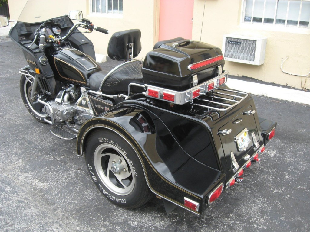 1982 classic honda gold wing trike for sale. Black Bedroom Furniture Sets. Home Design Ideas