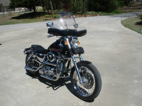 1989 Harley Davidson Sportster 883 Custom for sale