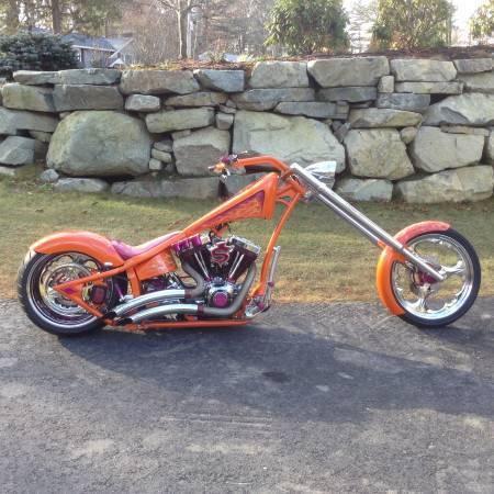 2005 Steve Stone Custom Chopper