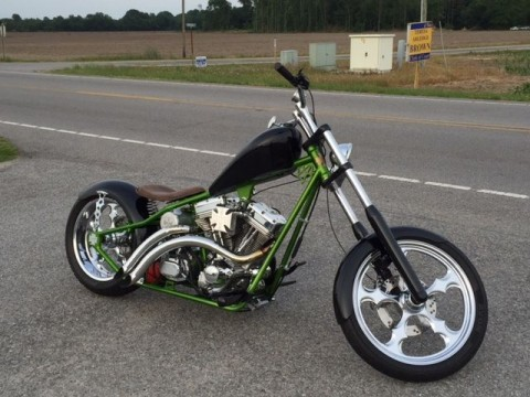 2006 Custom Built Chopper for sale
