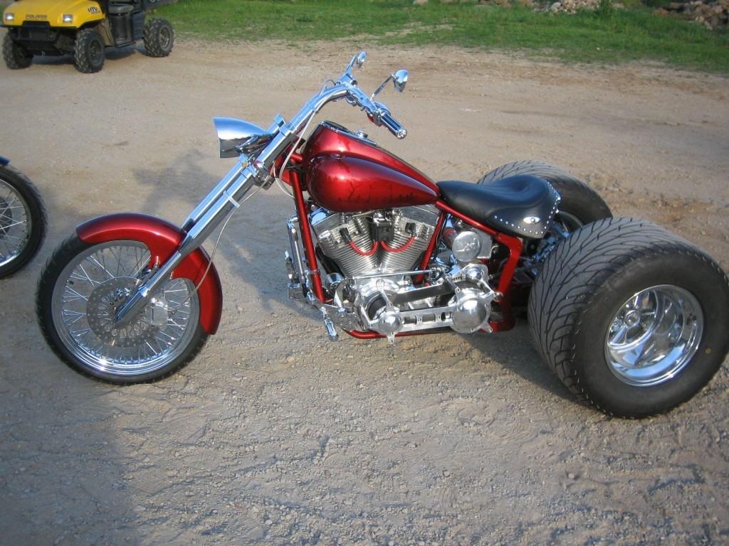 2008 Custom Built Trike