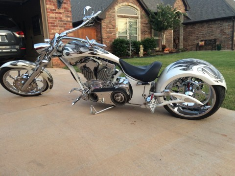 2009 Big Bear Pro Street Sled Custom Chopper for sale