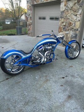 2013 Redneck Low Curves Pro Street Motorcycle for sale