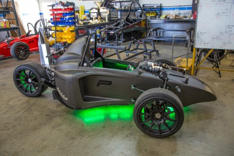 2013 Scorpion Motorsports P6  Reverse Trike for sale