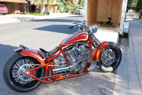2015 Rods & Rides Custom Bobber for sale