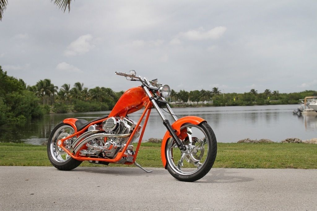 2016 Custom Built Chopper for sale