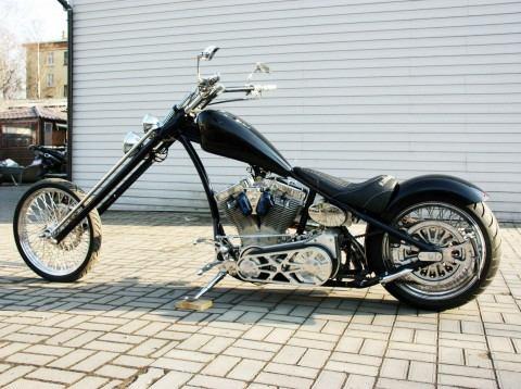 Buffalo Chopper Custom Springer 2008 for sale