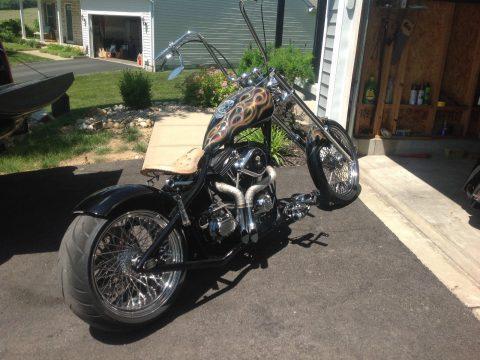 2010 Custom Built Harley Chopper for sale