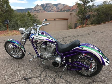 2004 Low Blow Custom Built Chopper for sale