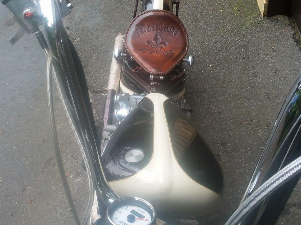 2012 Custom Knucklehead Show Bike