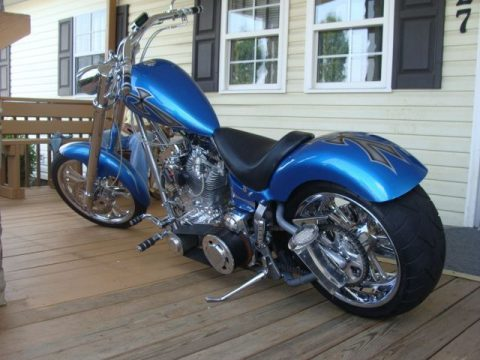 2008 CHIX Custom Cycle 260 Soft Tail Naked Chopper for sale