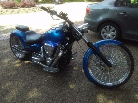 2016 Memorial Build Custom Chopper for sale