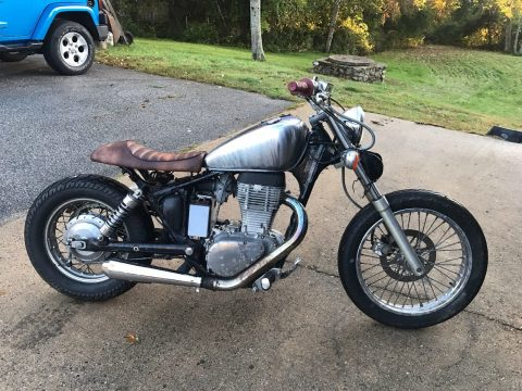 1987 Suzuki Savage Cafe Racer for sale