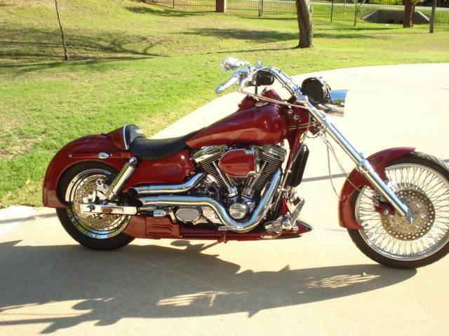 1992 Harley-Davidson Daytone Custom