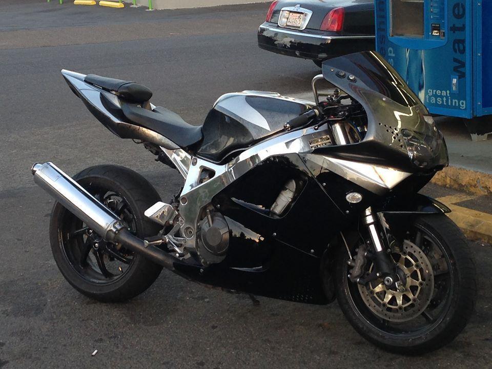 1994 CBR 900RR Custom show bike