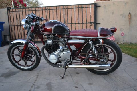 1979 Custom Built Motorcycles xs400 for sale