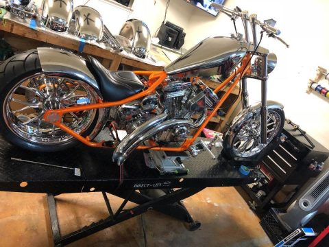 2001 Custom Built Motorcycles Chopper in Excellent CONDITION for sale