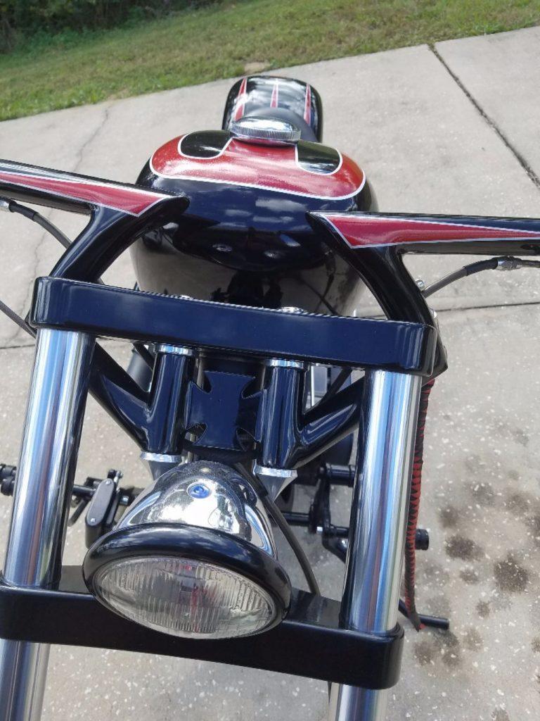 2004 Custom Built Motorcycles Chopper