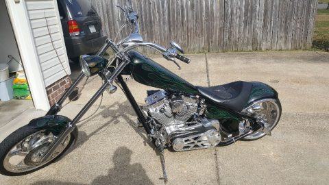 2004 Ironhorse LSC Custom Built Motorcycles Chopper for sale