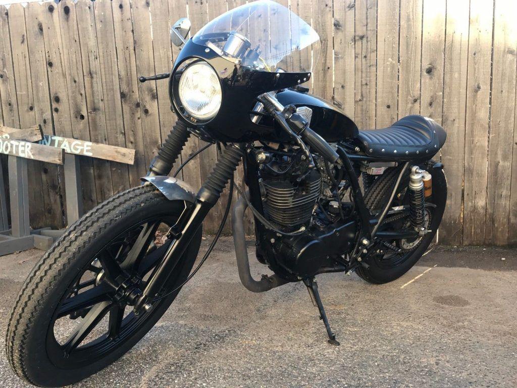 2010 Custom Built Motorcycles Grievous Angel