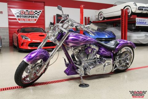 2001 Custom Built Motorcycles Chopper Royal Ryder Chopper – Ready to Cruise! for sale