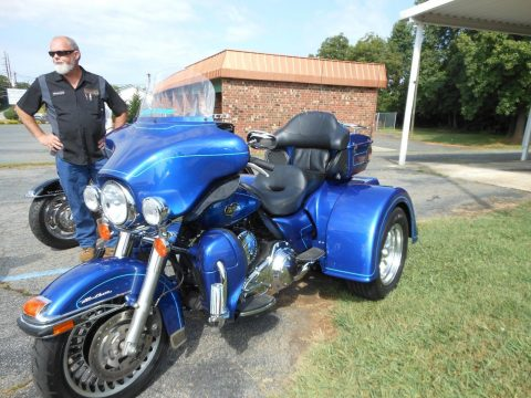 2010 Custom Built Motorcycles – LIKE NEW CONDITION for sale