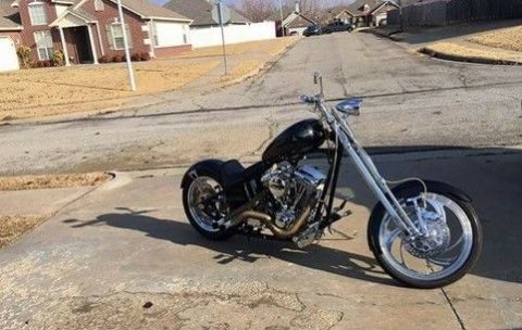 2015 Custom Built Motorcycles Chopper – very fast for sale