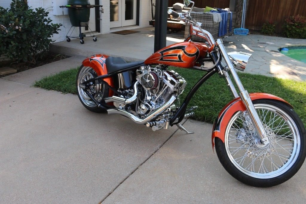 GREAT 2008 Custom Built Motorcycles Chopper