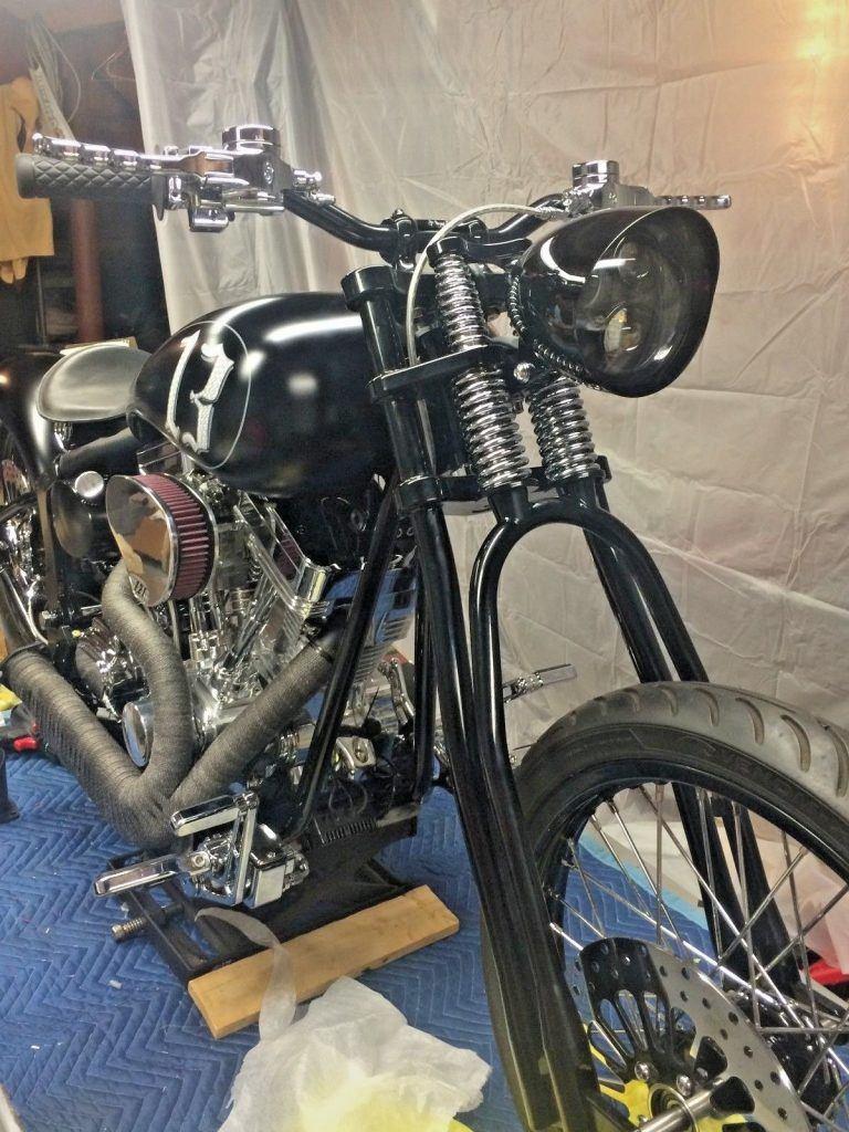 GREAT 2015 Custom Built Motorcycles Chopper