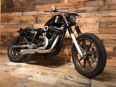 2002 Harley Davidson Sportster 1200 Street Tracker for sale