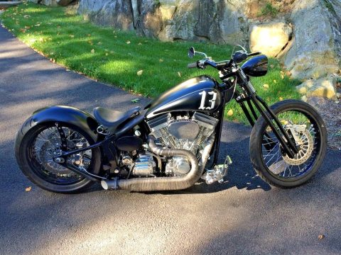 2015 Custom Built Springer Softail for sale