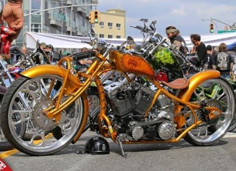 2017 harley davidson custom chopper for sale