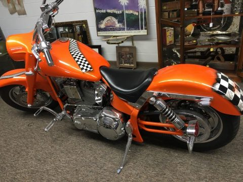 BEAUTIFUL 2000 Custom Built Motorcycles for sale