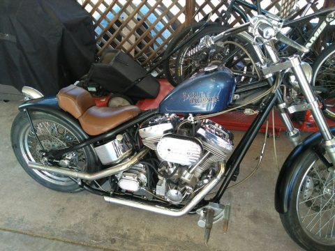 GREAT 2018 Custom Built Motorcycles Chopper for sale