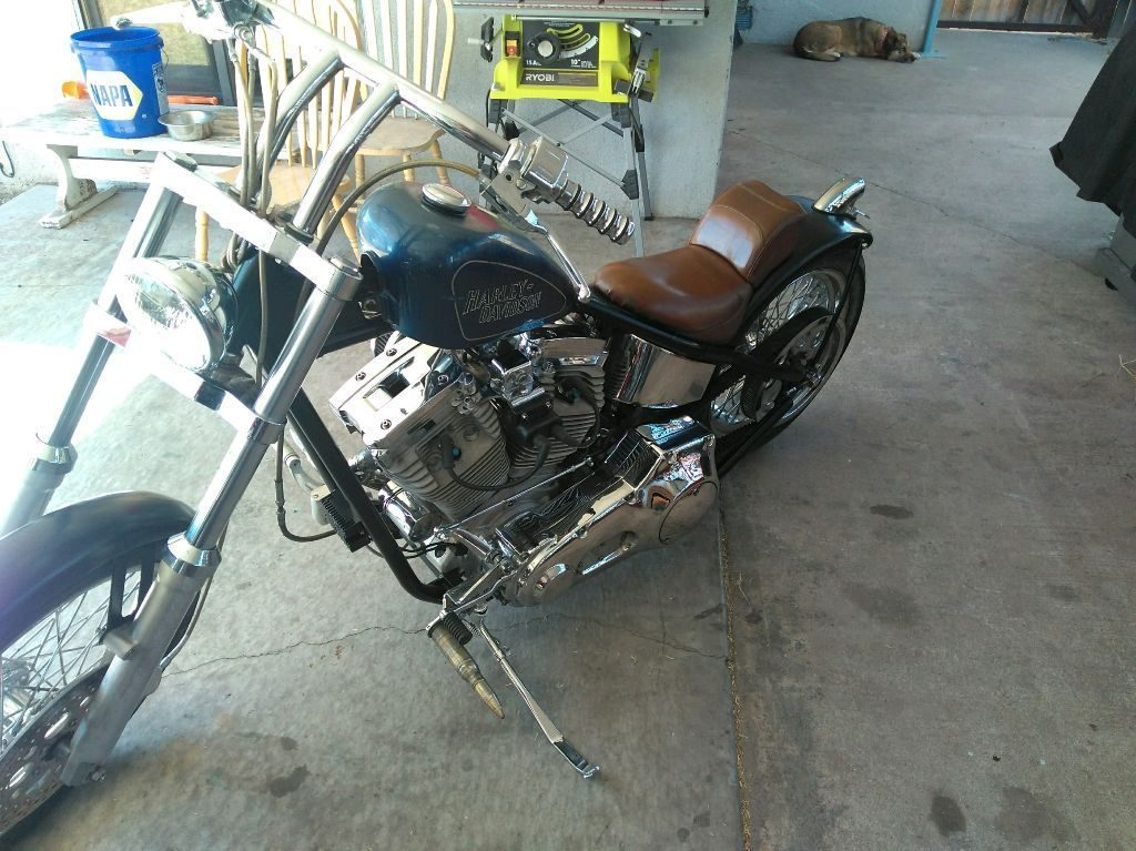 GREAT 2018 Custom Built Motorcycles Chopper