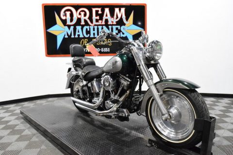 1996 Custom Built Motorcycles Softail Deluxe Nostalgia Replica Managers Special for sale